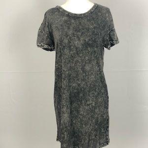 RVCA Peekaboo back tunic dress or shirt